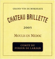 Château Brillette 2010 (Moulis-en-Médoc - red)